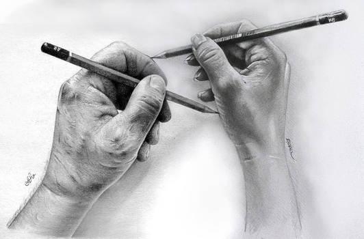 Hand Drawn collaboration