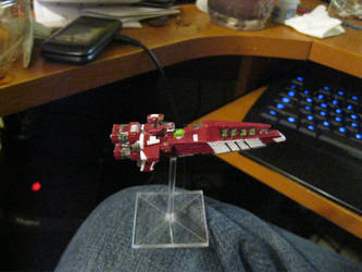 RSN Phoenix Class Destroyer by Razek2648