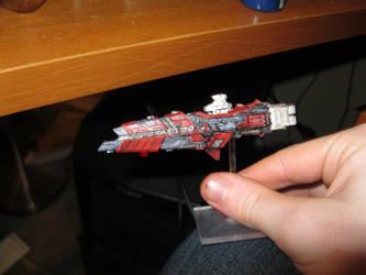 WORK IN PROGRESS RSN Spook Cruiser 2 by Razek2648