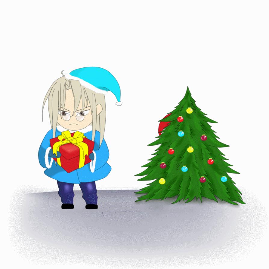 Merry Christmas, Souichi-kun! by DariaKoumori on DeviantArt