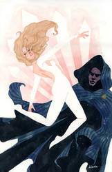 Cloak and Dagger by kevinwada