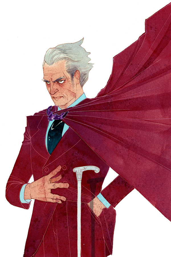 Magneto by kevinwada