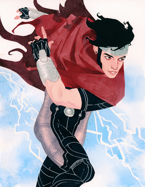 Wiccan by kevinwada