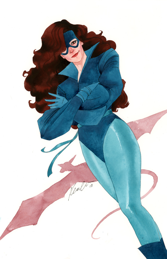Kitty Pryde Series 2, Costume 2 by kevinwada