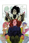 Edward Scissorhands Issue #2 Variant