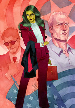 She-Hulk Issue #8