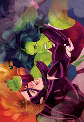 She-Hulk Issue #11