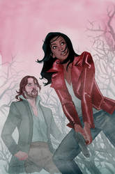 Sleepy Hollow #1 BOOM! exclusive cover by kevinwada