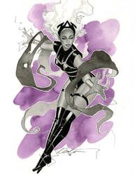 Beyonce as Storm - Austin Wizard World 2014 sketch