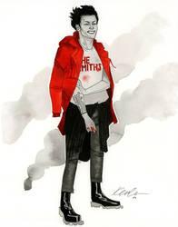 Tetsuo - Austin Wizard World 2014 sketch