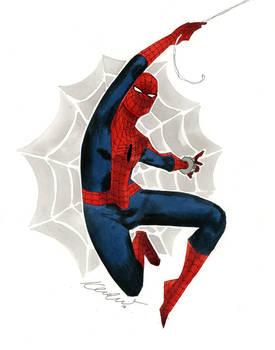 Spider-Man - Austin Wizard World 2014 sketch