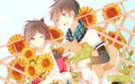 Sunflowers [Speedpaint]