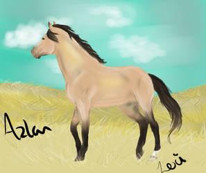 Azlan by Taliren