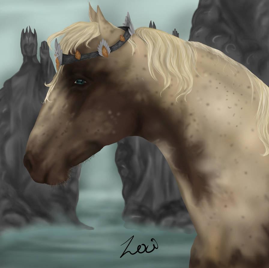 Aragorn by Taliren