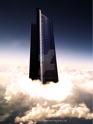 Building To Breach The Clouds