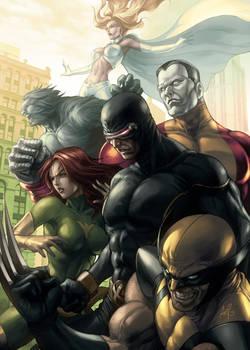 X-Men Together