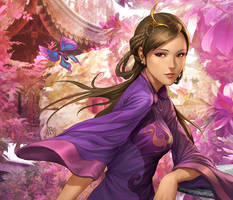 Three Kingdoms - Da Qiao