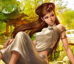 Three Kingdoms - Xiao Qiao