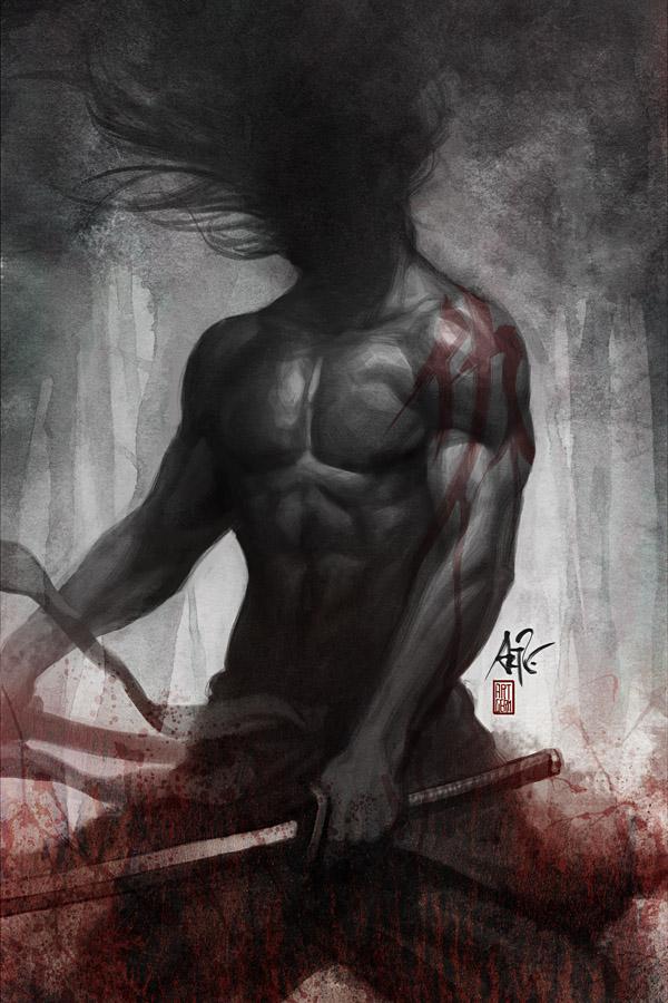Samurai Spirit - Vengeance by Artgerm