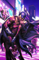 Final Crisis Aftermath: Dance3 by Artgerm