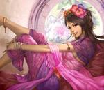 Three Kingdoms-Zhang Chun Hua
