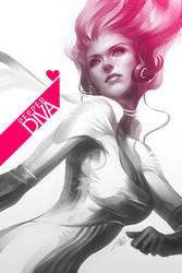 Pepper Diva by Artgerm