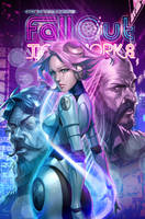 Fall Out Toy Workz Cover 5 by Artgerm