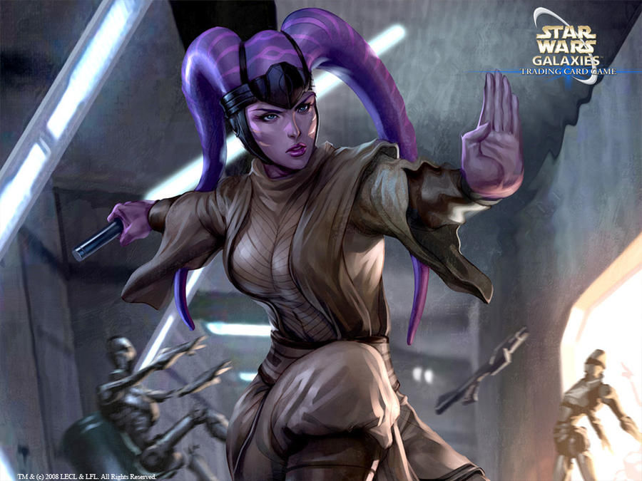 Part 14 / 8 - Page 2 Force_Throw_by_Artgerm