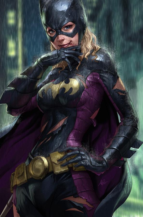 Batgirl 12 by Artgerm