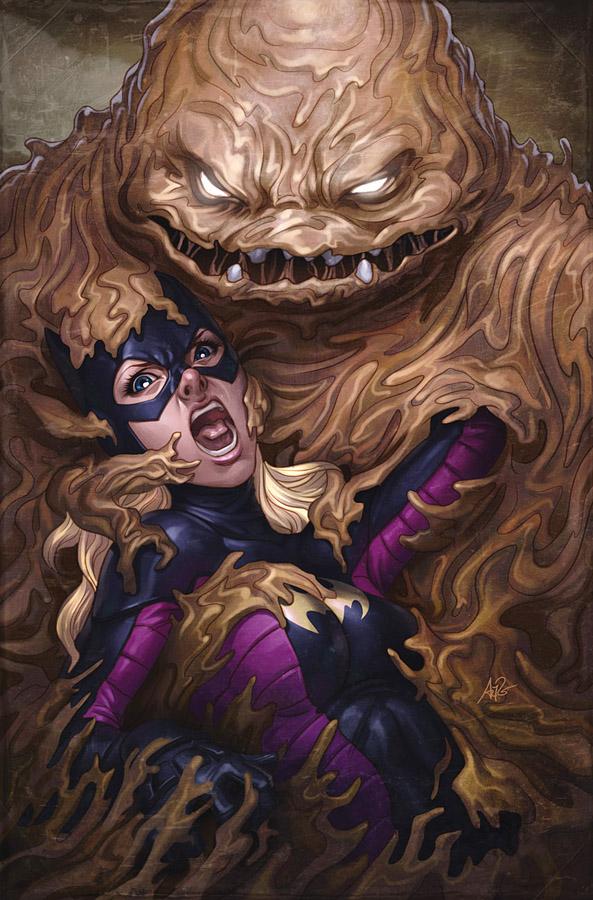 Batgirl 13 by Artgerm