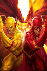 Flash 8 by Artgerm