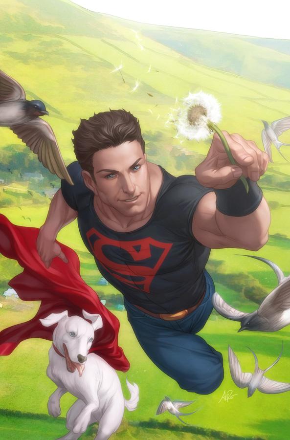 Superboy and Krypto