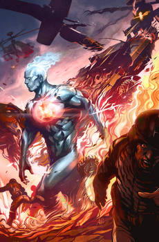 Captain Atom - Issue 4