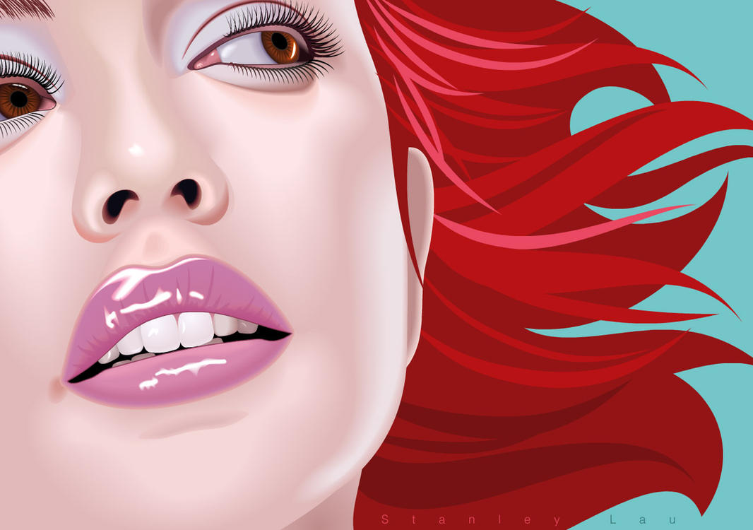 Top 10 Amazing Vector Arts Design