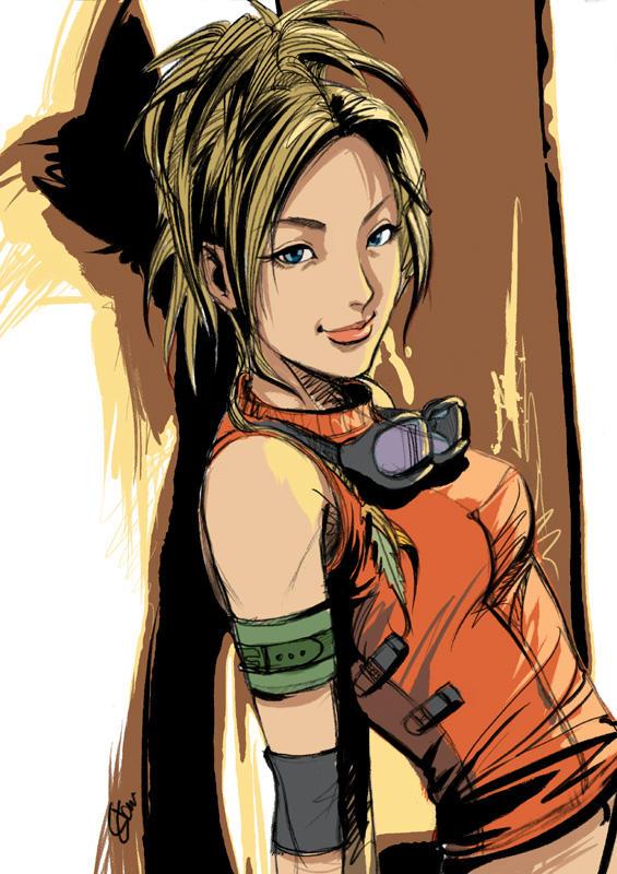 L'image du jour ! - Page 4 Rikku