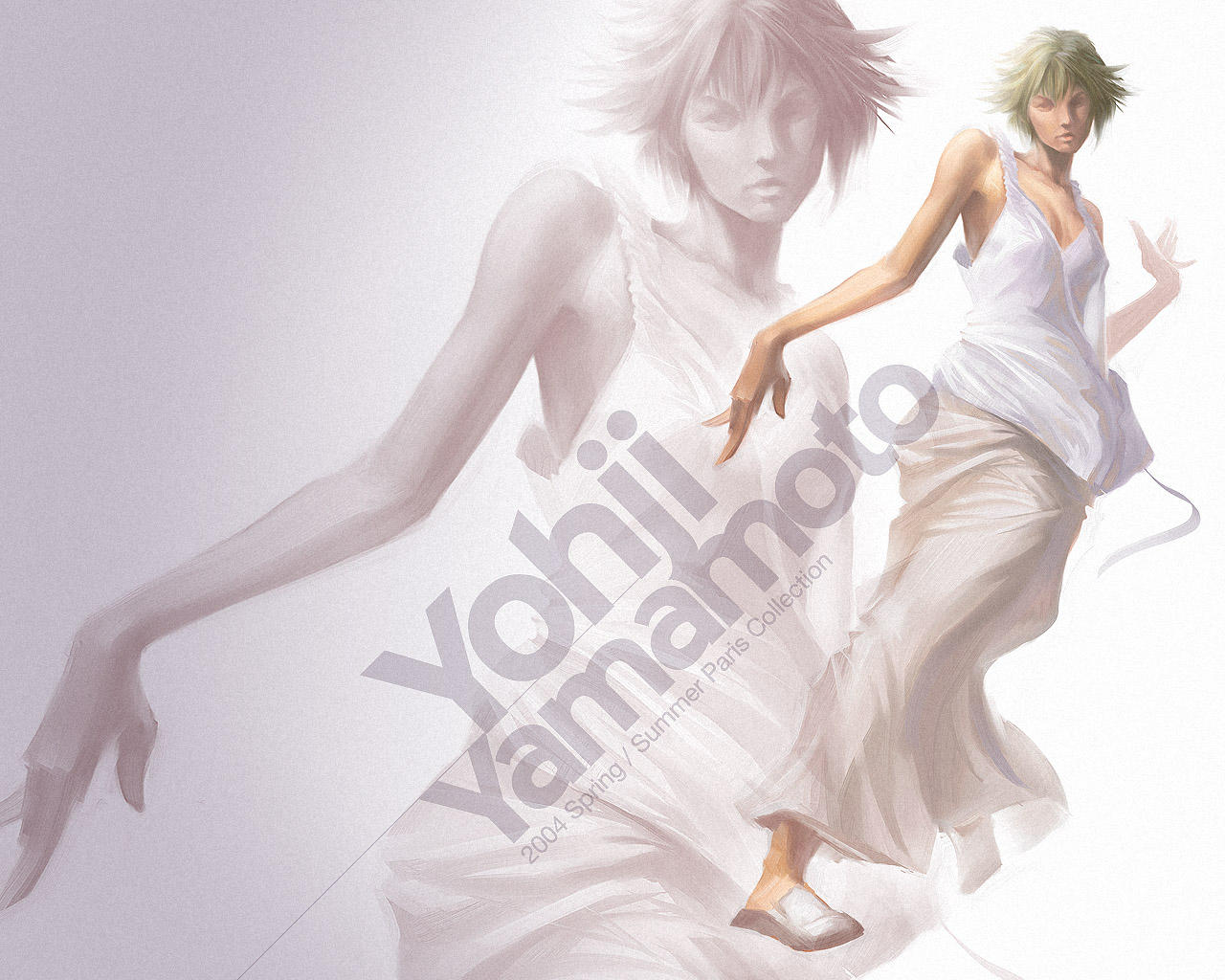 Yohji Dress by Artgerm