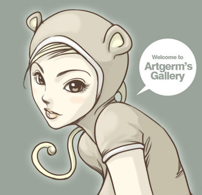 Artgerm Cutie by Artgerm