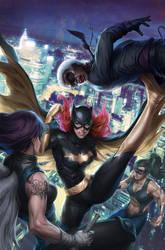 New Batgirl 11 by Artgerm