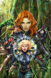 New Birds of Prey 12