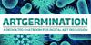 Artgermination Stamp by Artgerm