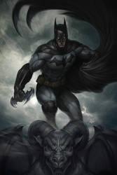 Dark Knight Descent