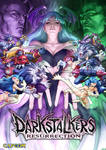 Darkstalkers Resurrection Key Art