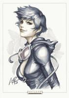Catwoman Original2 by Artgerm