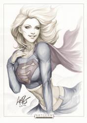Supergirl Original 3 by Artgerm