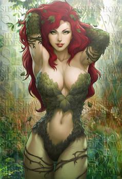 Poison Ivy Sideshow Art