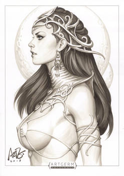 Dejah Thoris Original 1
