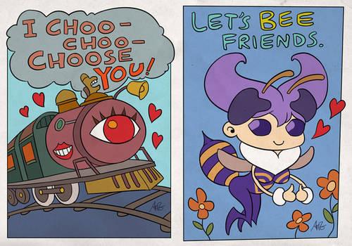 Terror Train - Qbee