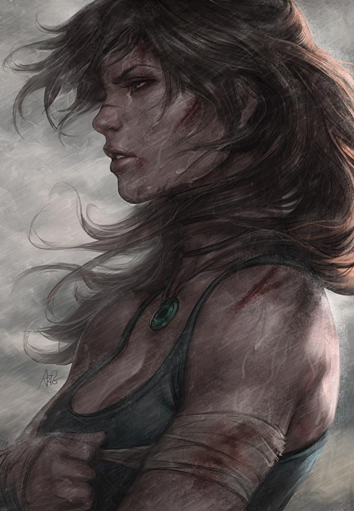 Survivor by Artgerm