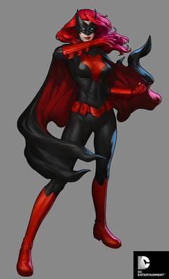 DC Comics Cover Girls - Batwoman