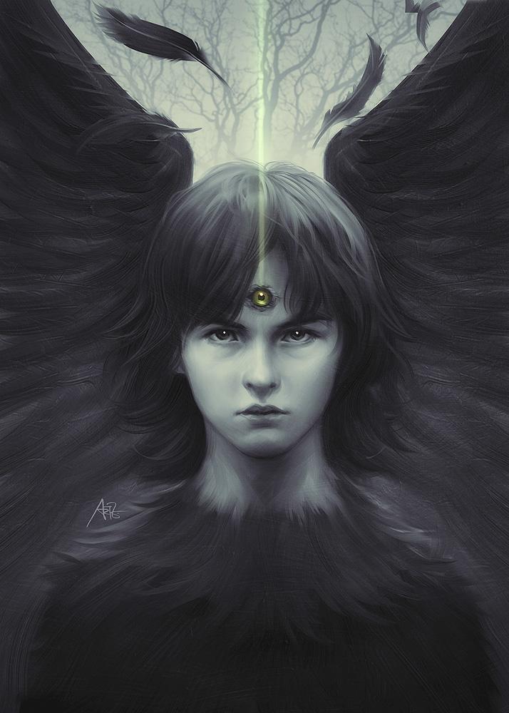 Eye of Raven